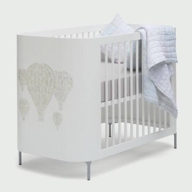 THE 5-IN-1 EMBRACE ADVENTURE CRIB