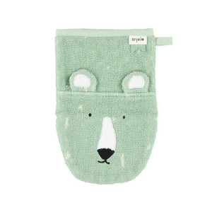 Trixie Washcloth - Bear