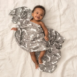 Silky Soft 3-Pack Swaddles - In Motion