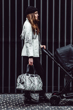 Load image into Gallery viewer, Raf Holdall Tonal Snakeprint