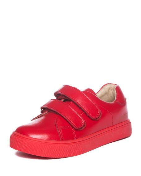 AKID Red Sneakers