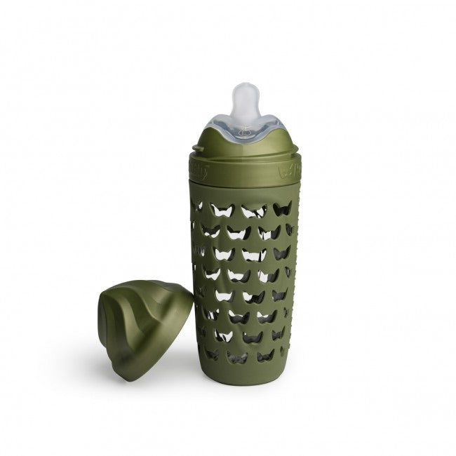 Eco Baby Bottle Forest Green - 320ml
