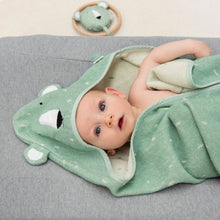Load image into Gallery viewer, Trixie Hooded Towel - Bear