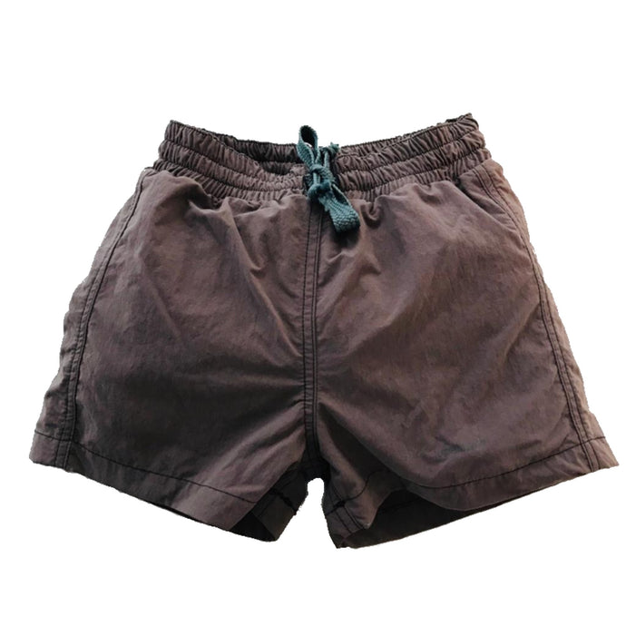 Le Petit Chocolate Swim Shorts
