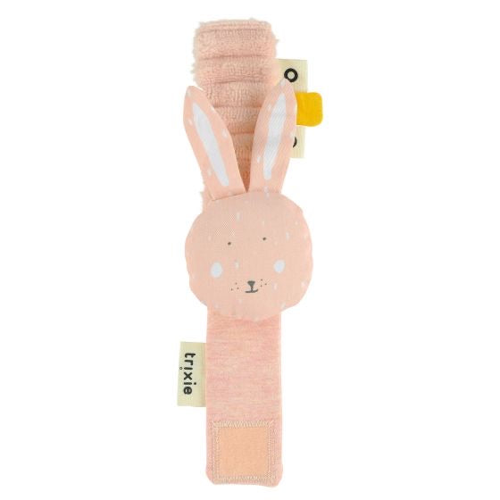 Wrist Rattle Mrs. Rabbit