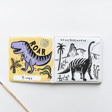 Load image into Gallery viewer, Bath Book - Colour Me Dinosaurs