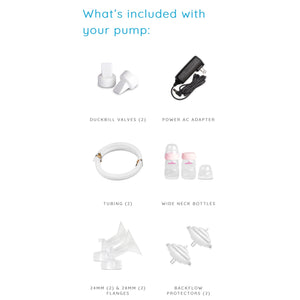 Spectra S1Plus Electric Breast Pump