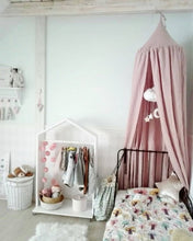 Load image into Gallery viewer, Linen Canopy - Pink