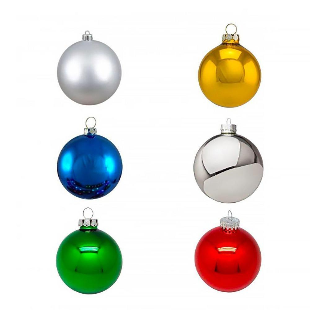 Decorated Classic 7.5′ Tree, Rainbow Colours-Christmas Tree-Modern Christmas Trees-[Australia]-Merry & Modern