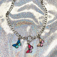 "Load image into Gallery viewer, ""Butterfly"" Choker"