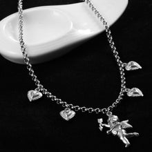 "Load image into Gallery viewer, ""Cupid's Harmony"" Necklace"
