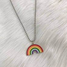 "Load image into Gallery viewer, ""Rainbow"" Necklace"