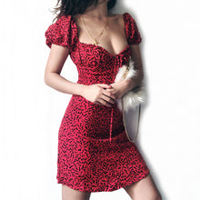 "Load image into Gallery viewer, ""Radiate"" Red Dress"