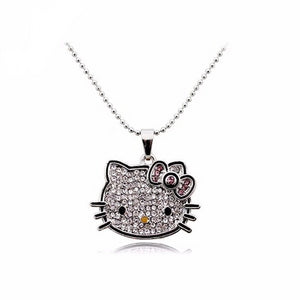 """Hello Kitty"" Dazzled Necklace"