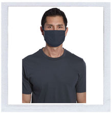 Load image into Gallery viewer, Anti-Microbial Face Mask - Blank