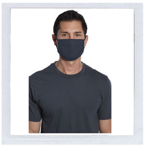 Anti-Microbial Face Mask - Blank