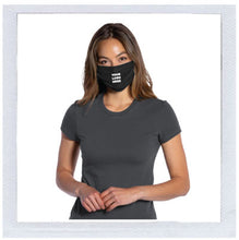 Load image into Gallery viewer, Anti-Microbial Face Mask - Imprinted