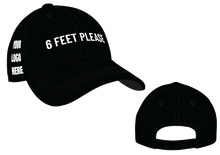 Load image into Gallery viewer, Keep Your Distance - Brushed Heavy Cotton Adult Cap