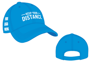 Keep Your Distance - Brushed Heavy Cotton Adult Cap