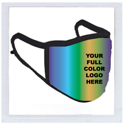 Sublimated Keep Cool Mask