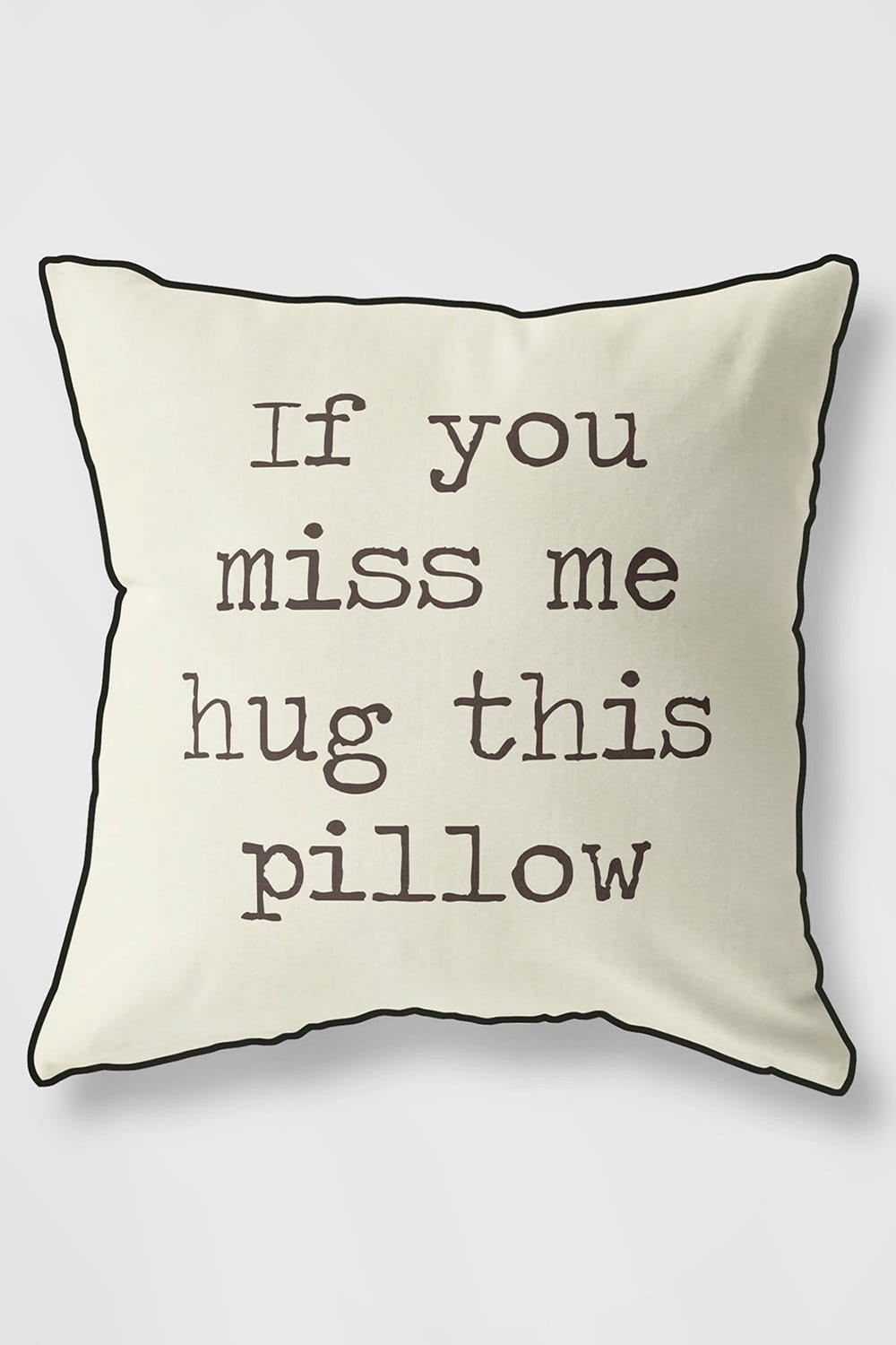 Almofada If You... Pillow 45cm