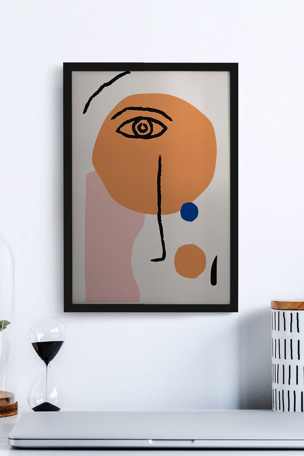 Quadro Abstract Illustration 32cm x 46cm