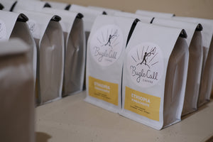 Bugle Call Coffee Sampler