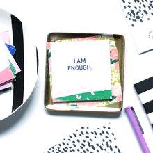 Load image into Gallery viewer, Self Worth Affirmation Cards