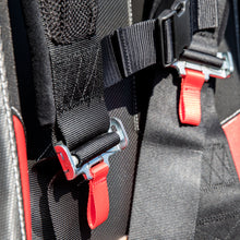 "Load image into Gallery viewer, 3"" FOUR POINT UTV SAFETY HARNESS"