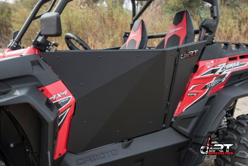Alpha 2.0 Doors by Dirt Specialties – CFMOTO ZForce 500 | 800 | 800 EX
