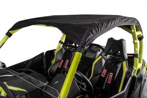 CAN-AM MAVERICK / Commander Soft Top roof cover with integrated pocket.