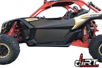 CAN-AM MAVERICK X3 SUICIDE DOORS  ( 2 door)