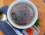 Lara's Pho Beef Bone Broth. Freshly made in Auckland.