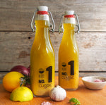 Classic Salad Dressings. Tart and honey. Freshly made in Auckland.