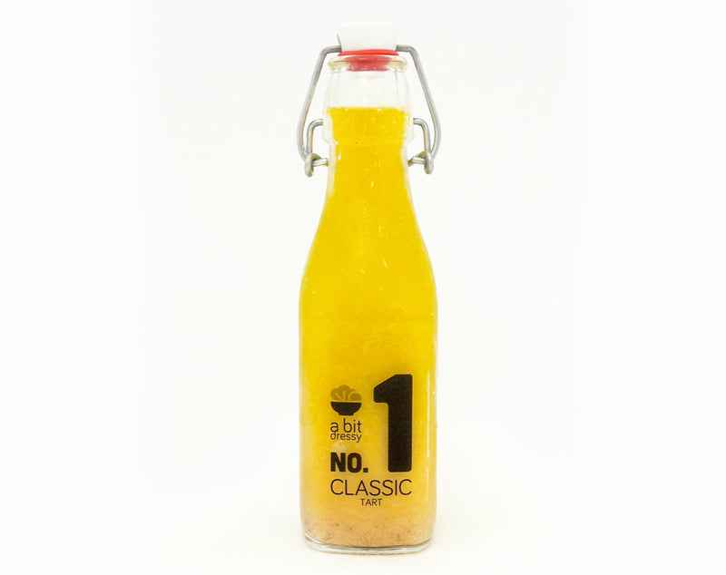 No: 1 Classic Tart Salad Dressing. Freshly made in Auckland