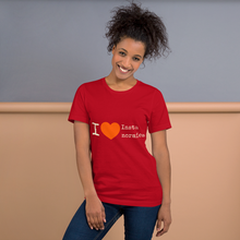 Load image into Gallery viewer, I Love Insta Normies - Short-Sleeve Unisex T-Shirt