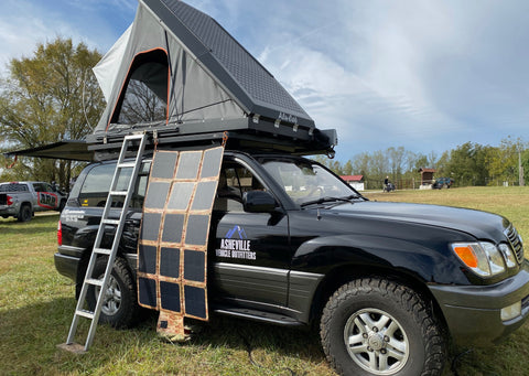 Off Grid Trek 215W Solar Blanket Bug Out Kit