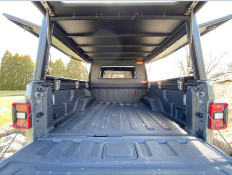 Alu-Cab Explorer Canopy for 2020+ Jeep Gladiator