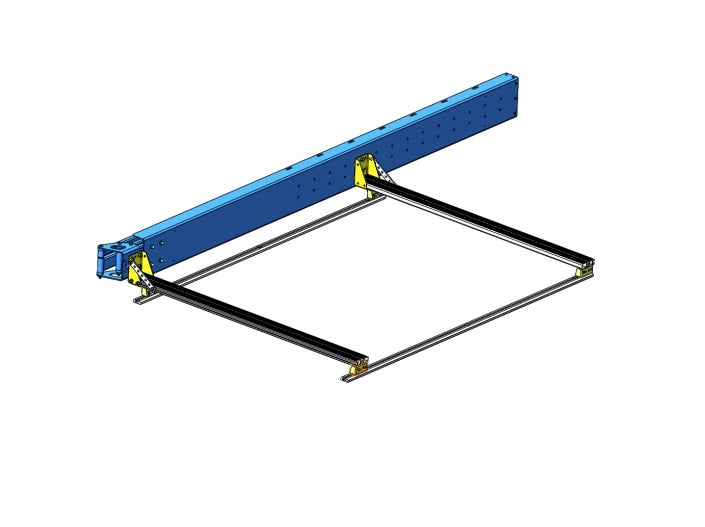 Alu-Cab Load Bar Shadow Awn Mount