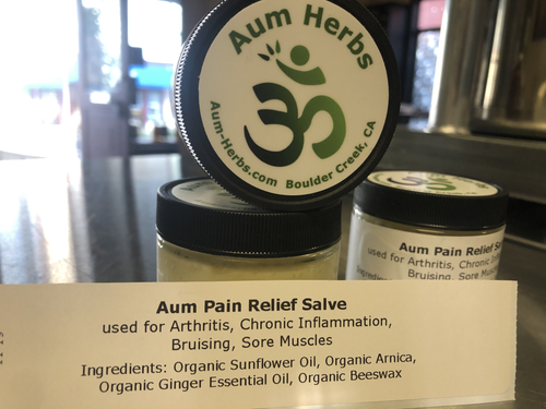Aum's Pain Relief Salve