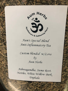 Aum's Anti-Inflammatory Tea
