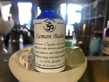 Load image into Gallery viewer, Lemon Balm Tincture