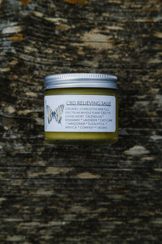 Relieving Hemp Salve