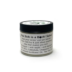 This Itch is a B*tch! Salve