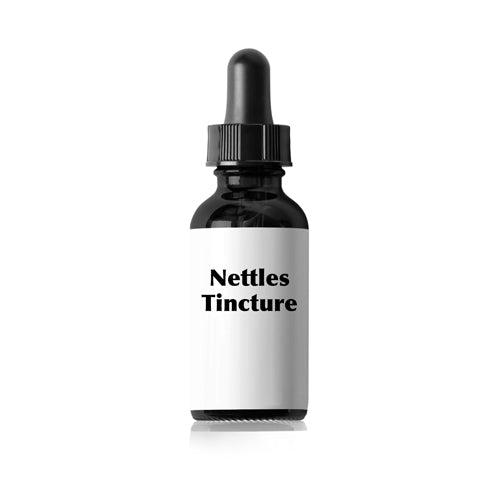 Wildcrafted Stinging Nettles Fresh Leaf Tincture