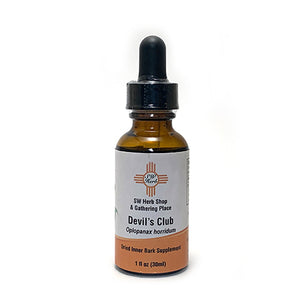 Devil's Club Root Bark Extract