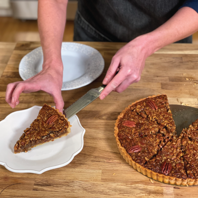 The Perfect Pecan Tart with Matt's In The Market's Brittany Higley: Traditions Recipe + On-Demand Video