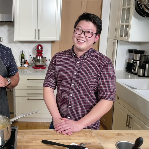 Mushroom Gravy with Watson's Counter's James Lim: Traditions Recipe + On-Demand Video