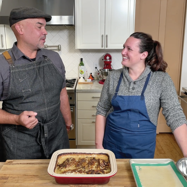 Cabbage Gratin with Rupee Bar's Liz Kenyon: Traditions Recipe + On-Demand Video