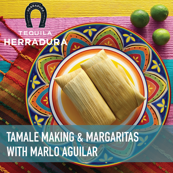Tamale Making & Margaritas + Cook Along Livestream [5/4/2021]